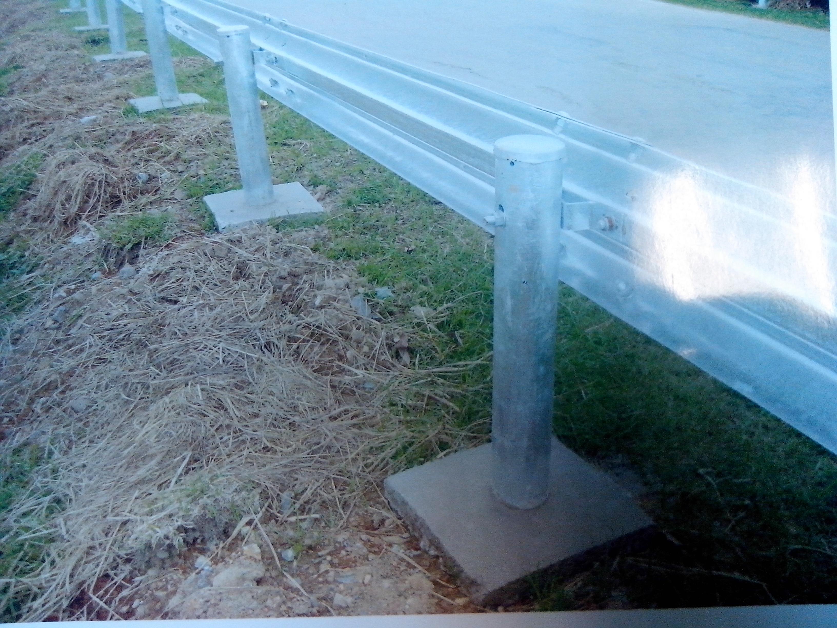 Báo giá  Lưới chống chói - Thiết kế mẫu Hộ lan phòng hộ loại cột thép hình tròn- Tiêu chuẩn kỹ thuật thi công & nghiệm thu