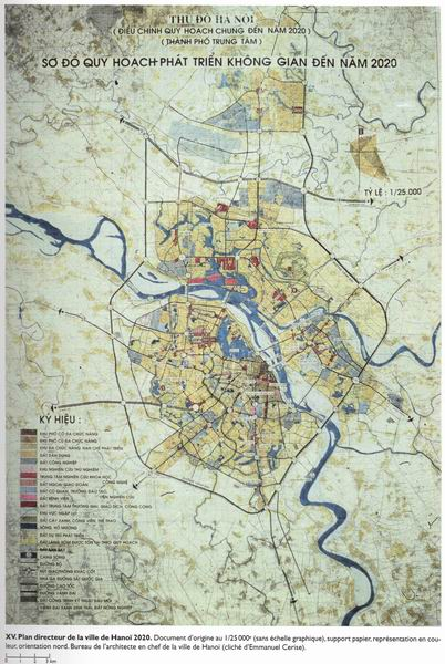 Triển khai xây dựng 40 khu đô thị mới ở Hà Nôi